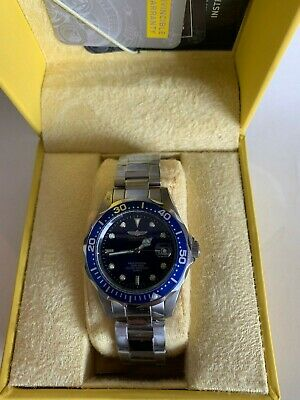 Invicta 9204 Pro Diver Quartz Men's Watch - Stainless Steel 38mm