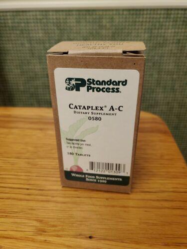 Cataplex A-C Standard Process 180 Tablets