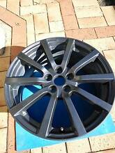 """Set of Subaru Liberty 17"""" 7.5 5 x 100 alloy wheels. Canning Vale Canning Area Preview"""