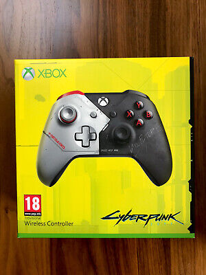 CYBERPUNK 2077 Controller Xbox One Series Rare Limited Edition (Brand New)