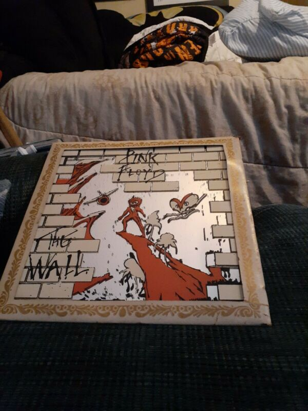 Pink Floyd Carnival Prize Mirror 13x13 Mint