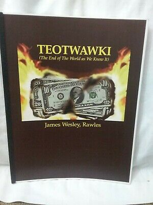 Book TEOTWAWKI ( The End Of The World As We Know It)