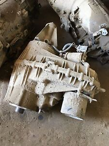Electronic transfer case 2000 ford f150