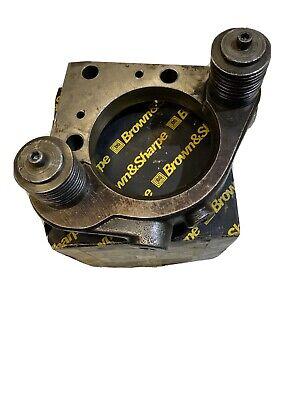 Brown Sharpe 42-22631-1 3 Tool Holder Used