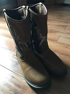Montana II team realtree boots
