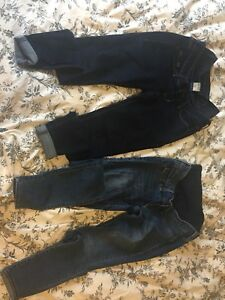 Maternity jeans Size 1 and 2