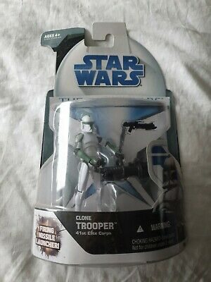 Star Wars The Clone Wars Clone Trooper Figure