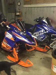 8000$ summer deal 2015 Yamaha sr viper Ltx le 137 turbo