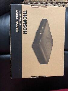 Thomson Cable Modem DCM475