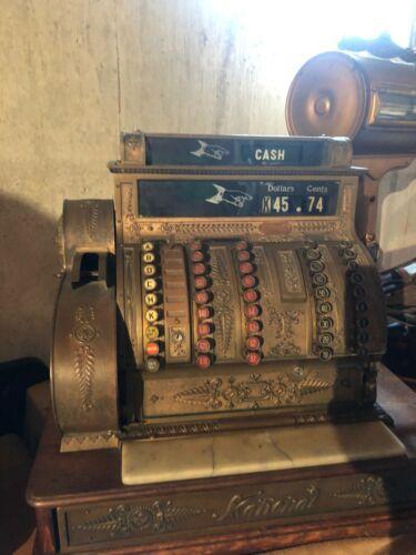 National Vintage Cash Drawer