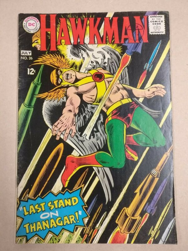 Hawkman 26 (1968)