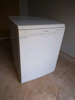 Fisher and Paykel dishwasher.