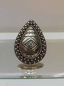 Samantha Wills Gold Aztec Bardot Ring Albion Park Shellharbour Area Preview