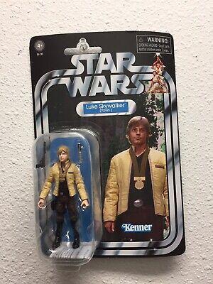 **NEW** Star Wars Luke Skywalker Action Figure Vintage Collection Hasbro VC151