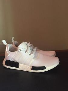 "Adidas NMD R1 White and Black ""Panda"" US12 Melbourne CBD Melbourne City Preview"