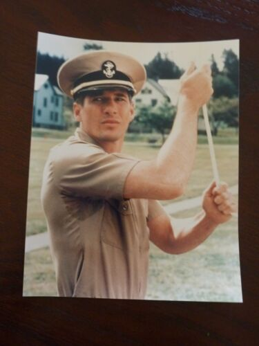 Richard Gere Officer & a Gentleman Sexy Actor 8x10 Color Promo Photo