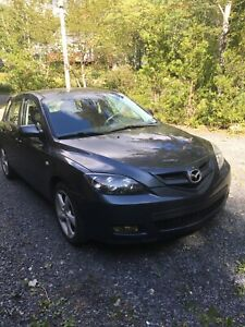 09 Mazda 3 S