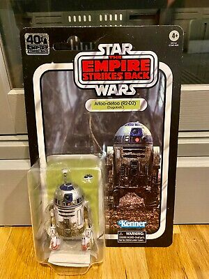Star Wars The Black Series Empire Strikes Back 40th Anniversary R2-D2 Dagobah