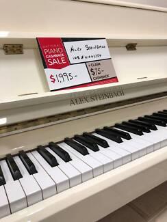 Alex Steinbach Ivory Piano