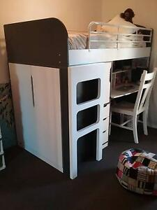 Harvey Norman Loft Bed Beds Gumtree Australia Free