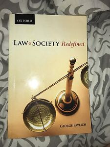 Law and Society Redefines