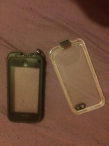 Life proof case for iPhone 5 series phones