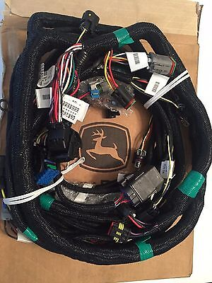 authentic john deere cab wire harness at368146 new in box