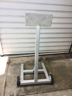 OUTBOARD STAND ALUMINIUM VERY STRONG