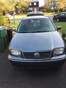 WV Jetta city 2.0L 2007