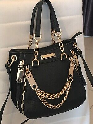 RIVER ISLAND BAG 💜 USED ONCE EXCELLENT CONDITION ❤️ SHOULDER CROSS BODY TOTE 👜