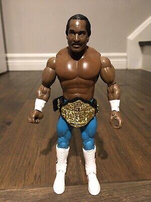 WWE WWF JAKKS CLASSIC SUPERSTARS RON SIMMONS SERIES 20 WRESTLING ACTION FIGURE