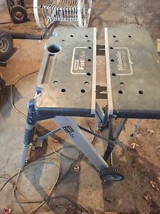 Fat Max portable work table