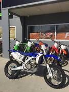 YAMAHA WR 450F 2012 Rutherford Maitland Area Preview