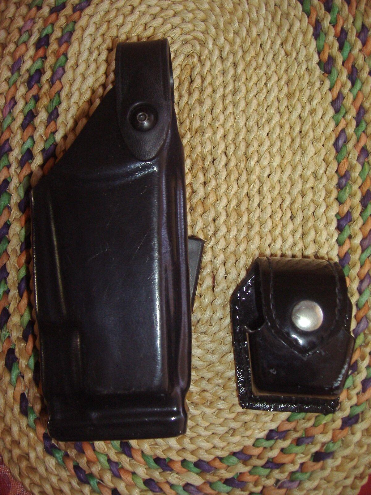 Safariland 6520-64~SLS Level-II Retention Clip Holster Taser