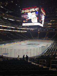 2 Tickets Section 109 for Oilers vs Ducks Tonight!!