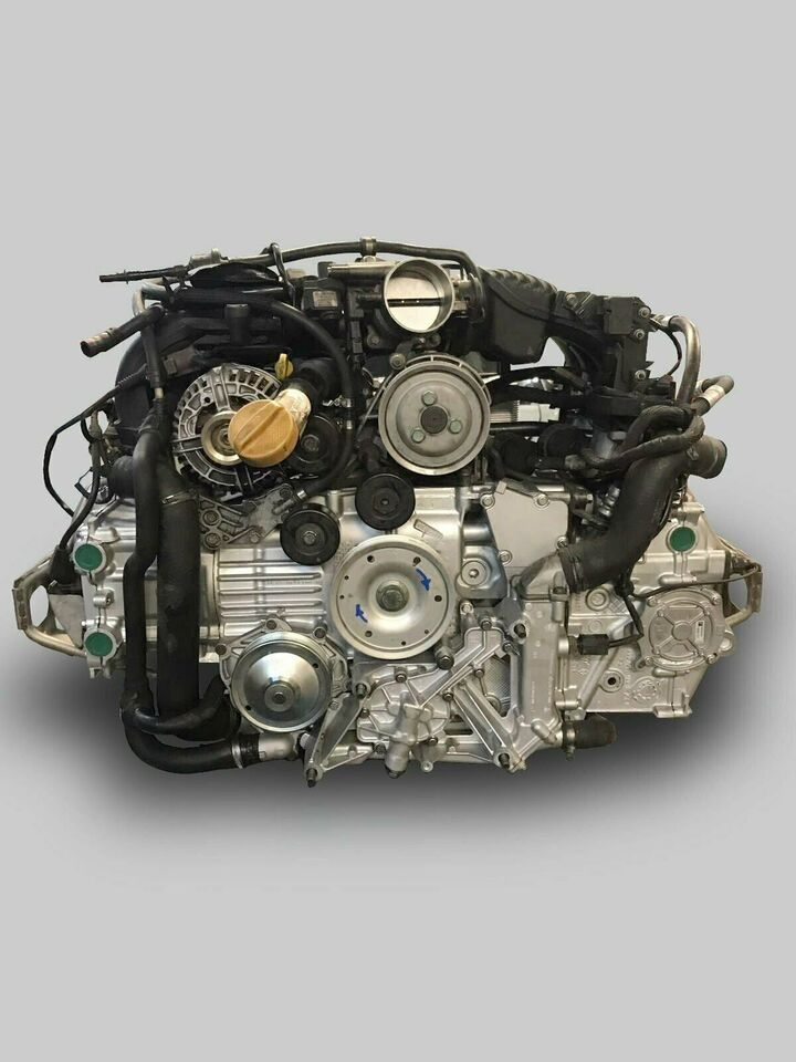 Porsche Boxster S 986 3,2L Motor Engine 252 PS M96/21 in Salach