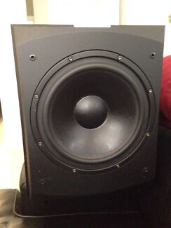 "Passive 12"" Sub Woofer Home Entertainment Audio Sound System Eastwood Ryde Area Preview"