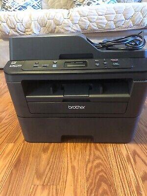 Brother DCP-L2540DW  Printer - Monochrome - Toner Included. Bundle! Color Laser Copier Black Toner