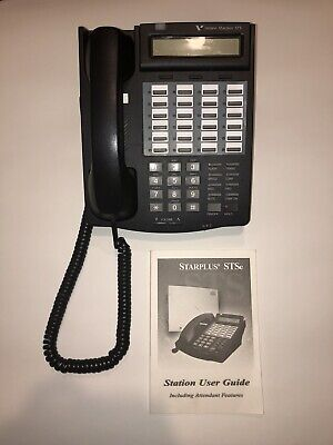 Vodavi Starplus Sts 3516-71 - Business Telephone - 24 Button - With Manual