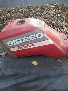 Quad Bike Honda ATV Big Red Fuel Tank Gympie Gympie Area Preview