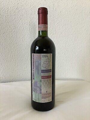 Rotwein Italien Chianti Classico DOCG Riserva ANTONORI, Toskana Jhg. 1996