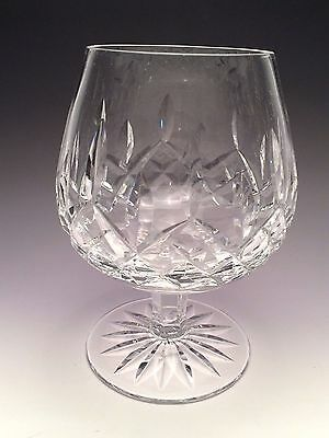 Lismore clear crystal by Waterford individual Brandy Glass Clear Crystal Brandy