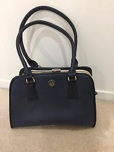 Katie Hill Bowler Style Handbag