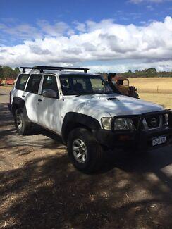 Wanted: Wanted Gu Nissan patrol ute or wagon