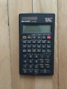 Calculatrice SHARP