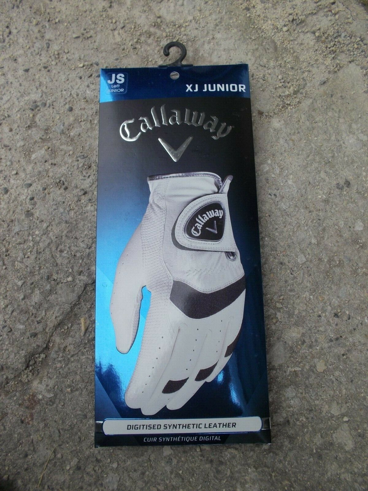 NEW Callaway XJ Junior Youth Kids Golf Glove Left For Lefty