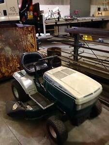 20HP Ride on Mower with Tipping Trailer Oxenford Gold Coast North Preview