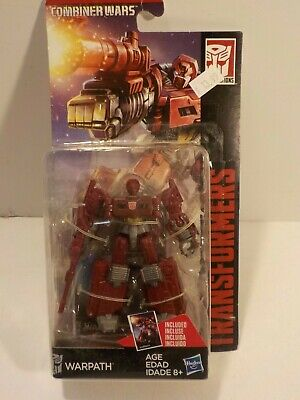 N Transformers Combiner Wars Legends Class WARPATH New MOC
