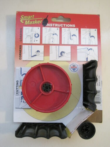 """NEW Smart Masker Masking Tape Applicator 1"""" to 2"""" Made in USA"""