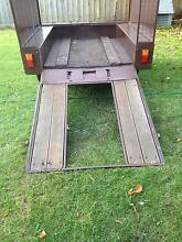 6x6 cage trailer with 6x4 floor Frankston North Frankston Area Preview